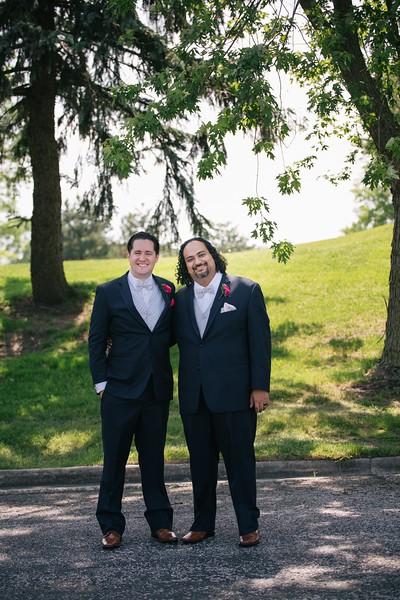 LeCapeWeddings Chicago Photographer - Renu and Ryan - Hilton Oakbrook Hills Indian Wedding -  203.jpg