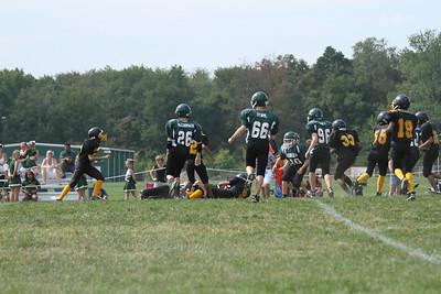 Bulldogs vs Seneca 9-25-10