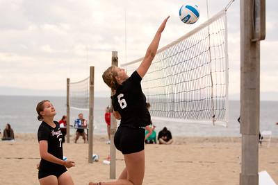 Women's Beach Volleyball 2-21-2020