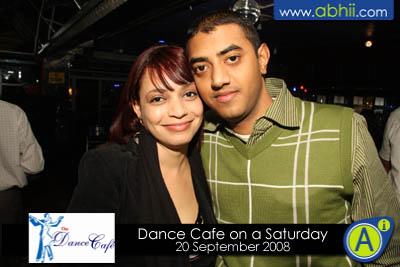 Dance Cafe - 20th September 2008