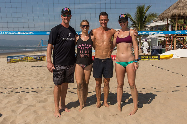 Private Pro Game: Arne & Michele with Doble & Ledoux