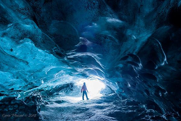 Iceland  - ICE and Auroras !
