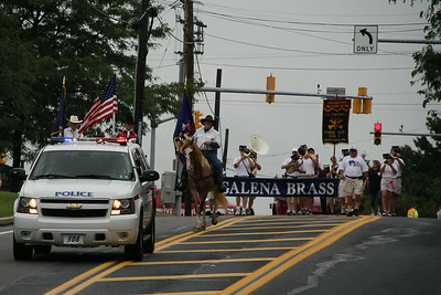 Cetronia 90th Anniversary Parade 8-23-14