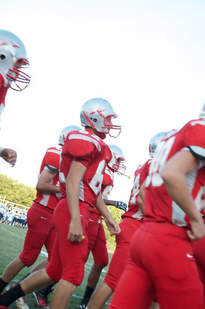 Stebbins Football 2013