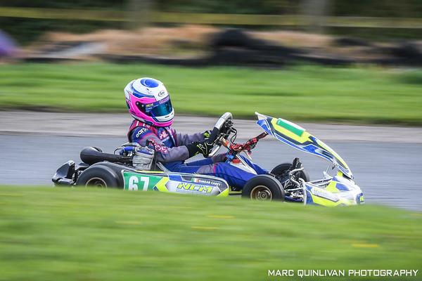 Leinster Karting Club - 2019 Summer Championship - Round 5 - Éimear Carey