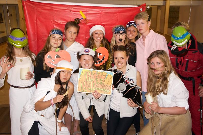 Swiss Semester 2015 Halloween Party