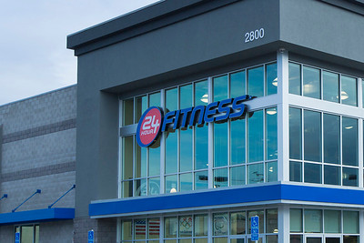 24Hour Fitness Centers