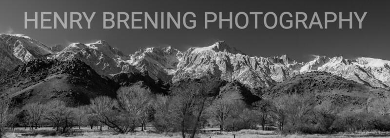 USA CA Mount Whitney Portal