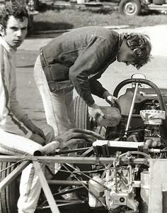 Racing through the Years with Ian