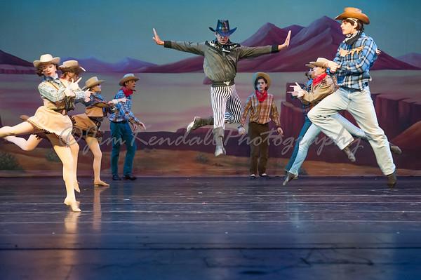 Huntsville Ballet's Billy the Kid