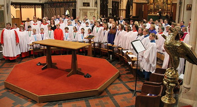 RSCM Music Sunday at St Mary's - 21 June 2015