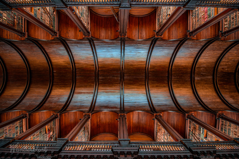 Long Room Ceiling