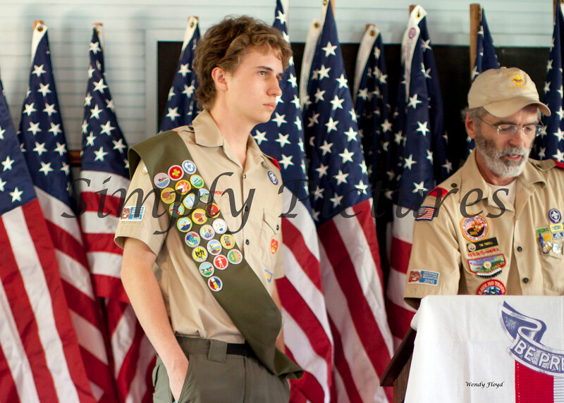 Eagle Scout Ceremony for Weston034