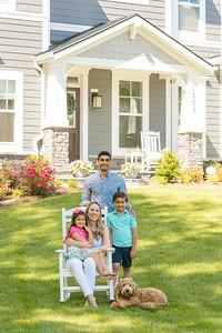 The Amin Family
