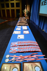 2014 Academic Awards Night Grades 9 - 11 (5/13/2014)
