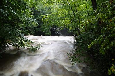 Fallingwater and Laurel Caverns