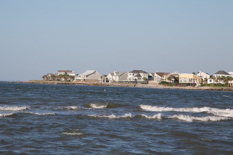 Sullivan's Island across Breach Inlet