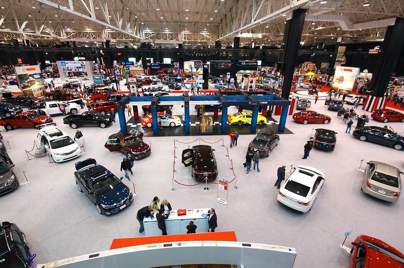 Cleveland Auto Show 2014 • IX Center