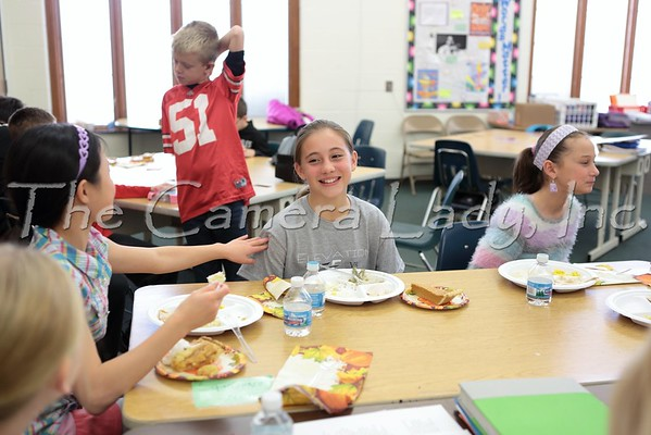 CHCA 2014 MS 5th Grade Thanksgiving 11.25