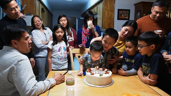 Henry's 2nd Birthday