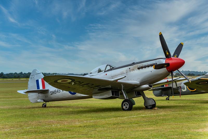 Spitfire Mk FR.XVIIIe SM845 (G-BUOS)