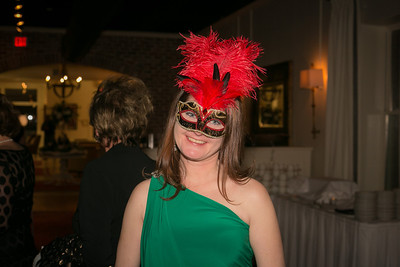 New Years Masquerade Ball