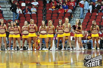 Iowa State MB vs Creighton 2010