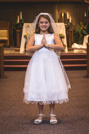 2020 Holy Family First Communion