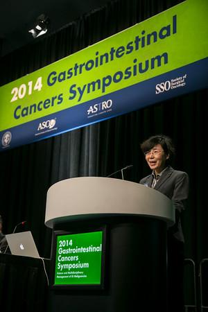 2014 Gastrointestinal Cancers Symposium