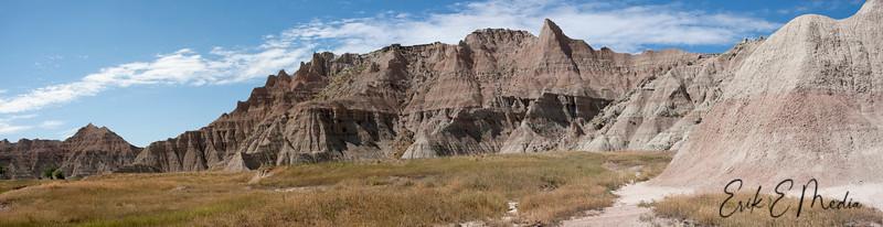 Badlands Panoramic