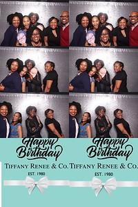 Tiffany's 40th