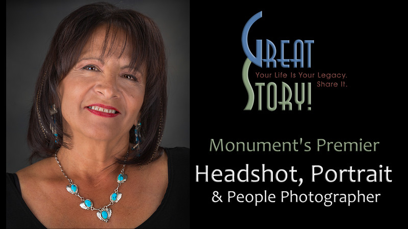 Premier Professional Headshot, Portrait and People Photographer in Monument, Colorado