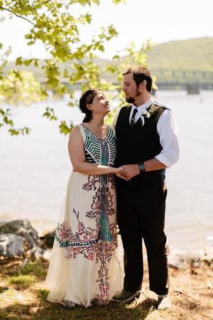 Natalie and Ryan