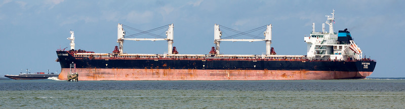 The Dynasty  Shang: 33,000 gross ton bulk carrier