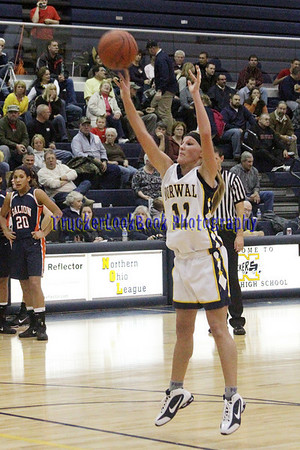 2010 - 11 Girls Varsity / Galion