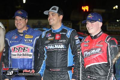 Georgetown Speedway - 3/7/20 - Mike Knappenberger