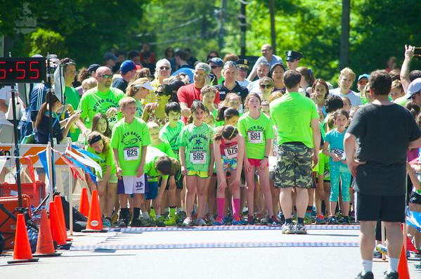 2014 South Salem Kids 1 Mile Race
