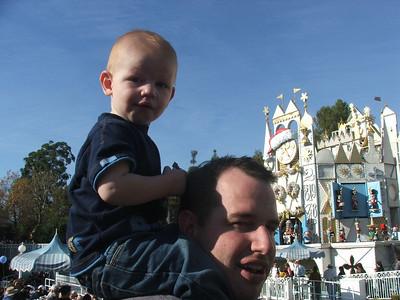 Sammy's visit - 3 Jan 2007