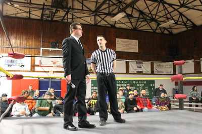 New England Championship Wrestling New Year's Evolution January 10, 2015