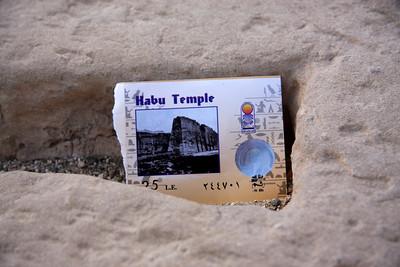 Luxor, Habu Temple