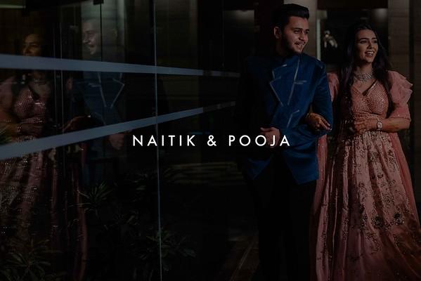 Naitik and Pooja
