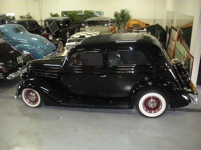 1936 Ford - 2 Door Slant Back