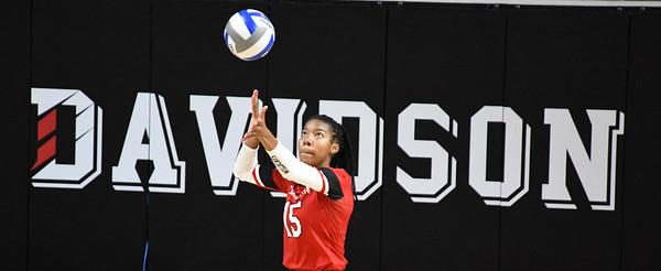 Volleyball vs. UNC-Asheville