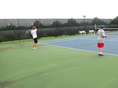 Tennis Camp 2013