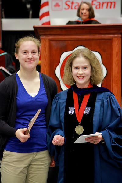 56th Annual Academic Awards Day Ceremony. First Year History Award: Kate Frances Oliphant