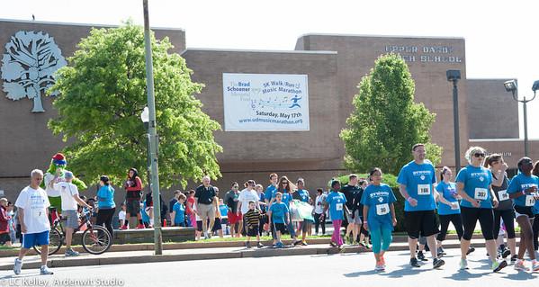Schoener 5K and Music Marathon