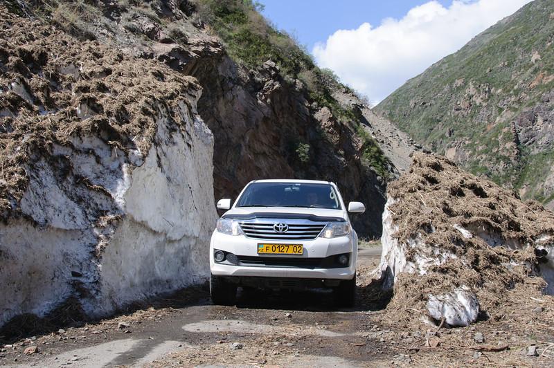 Turgenské údolí