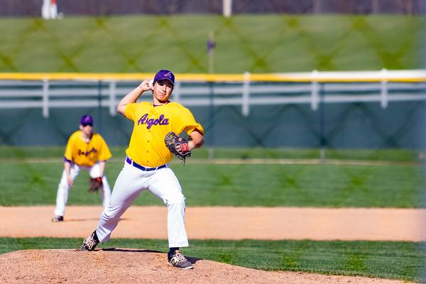 AHS JV Baseball vs Leo