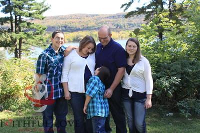 Laymon Family 9-28-13