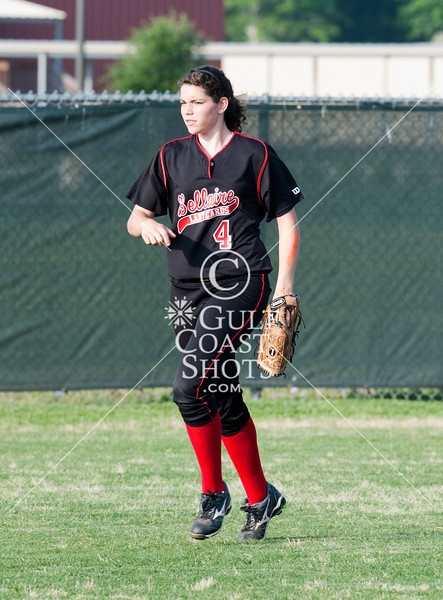 2010-04-23 Softball Varsity Lamar @ Bellaire
